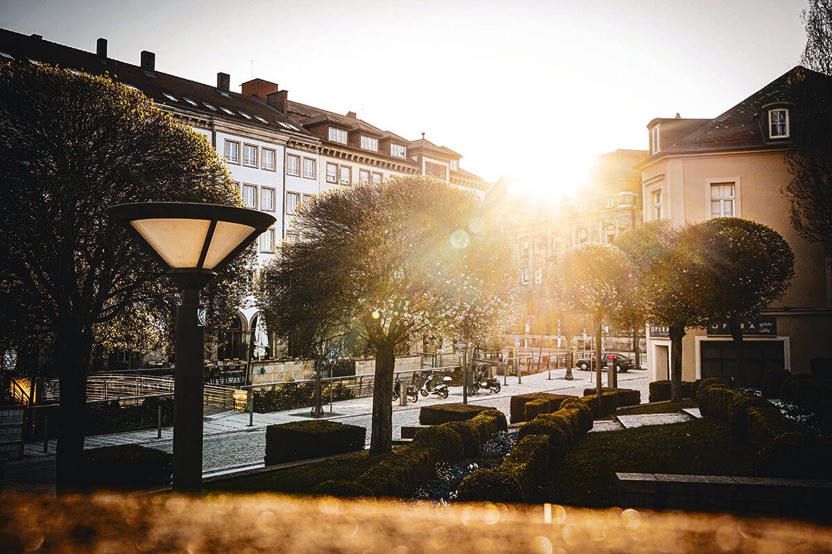 Bayreuth auf Wachstumskurs
